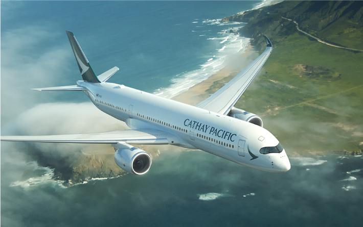 Cathay Pacific – Alternative jet fuel